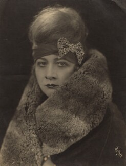 Sophie Tucker, by Butler Photo Studio - NPG x135882