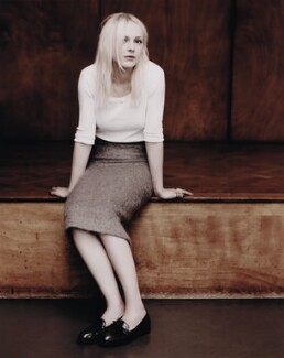 Laura Marling, by Ben Toms, August 2011 - NPG x135984 - © Ben Toms