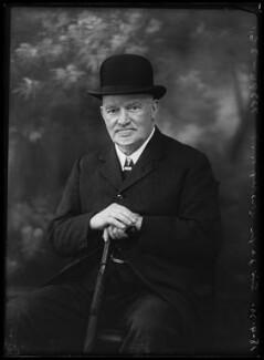 Sir Joseph Lowrey, by Bassano Ltd - NPG x157933