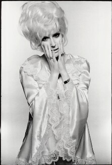 Dusty Springfield, by Peter Rand - NPG x136006