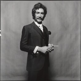 Peter Wyngarde, by Peter Rand - NPG x136011