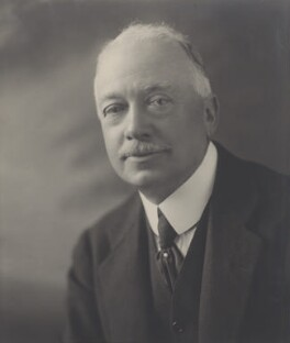 Sir Frederick Palmer, by Hugh Cecil (Hugh Cecil Saunders) - NPG x136020
