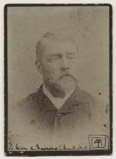 Alfred William Parsons, by Unknown photographer - NPG x19039