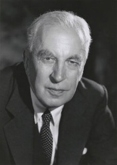 Arnold Joseph Toynbee, by Walter Bird - NPG x167183
