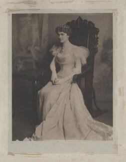 Marguerite Hyde ('Daisy', née Leiter), Countess of Suffolk, by Bassano Ltd - NPG x136021