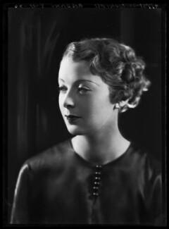 Babe Plunket-Greene when Countess de Bosdari, by Bassano Ltd - NPG x105163