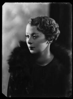 Babe Plunket-Greene when Countess de Bosdari, by Bassano Ltd - NPG x105164