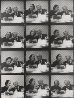 Diana Vreeland; Cecil Beaton, by James Berry - NPG x136051