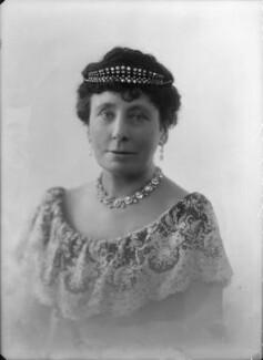 Constance Jane (née Knight), Lady Boyle, by Bassano Ltd - NPG x105257