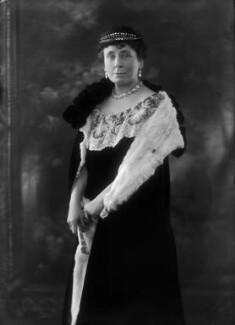 Constance Jane (née Knight), Lady Boyle, by Bassano Ltd - NPG x105258