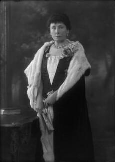 Constance Jane (née Knight), Lady Boyle, by Bassano Ltd - NPG x105260
