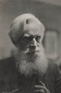 Henry Havelock Ellis, by Howard Coster - NPG Ax136067