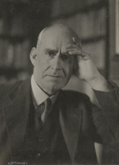 Sir Arthur Eddington, by Howard Coster - NPG Ax136080