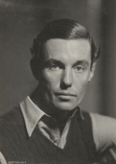 (Robert) Peter Fleming, by Howard Coster, 1935 - NPG Ax136091 - © National Portrait Gallery, London