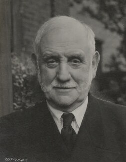 George Lansbury, by Howard Coster - NPG Ax136093