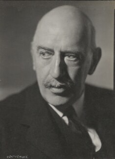 Maurice Baring, by Howard Coster - NPG Ax136106