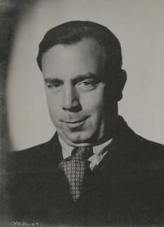 J.B. Priestley, by Howard Coster - NPG Ax136107