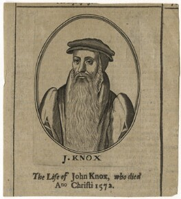 John Knox, after Adrian Vanson (van Son) - NPG D42332