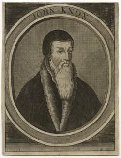 John Knox, after Vaensoun - NPG D42333