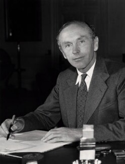 Alec Douglas-Home, by Unknown photographer, 1955-1960 - NPG x136158 - © National Portrait Gallery, London