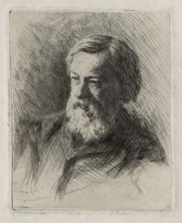 Sir John Charles Robinson, by G. Robinson - NPG D42338
