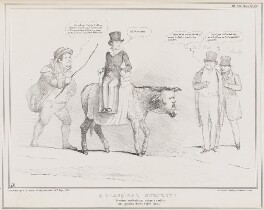 A Classical Subject!, by John ('HB') Doyle, printed by  Alfred Ducôte, published by  Thomas McLean - NPG D41370