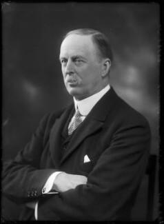 George Ralph Charles Ormsby-Gore, 3rd Baron Harlech, by Bassano Ltd - NPG x105367