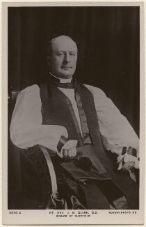 John Nathaniel Quirk, published by Rotary Photographic Co Ltd - NPG x21975