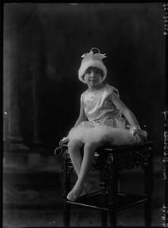 Barbadee Violet (née Knight), Lady Meyer, by Bassano Ltd - NPG x105403
