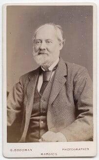 Charles Reade, by George Goodman - NPG x136252