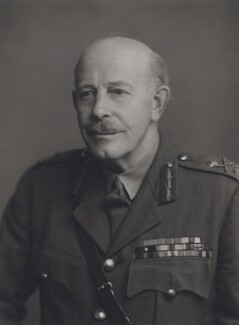 John Cecil Alexander Dowse, by Walter Stoneman - NPG x167246