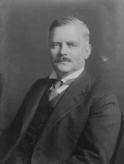 Sir Edgar Rees Jones, by Walter Stoneman - NPG x169031