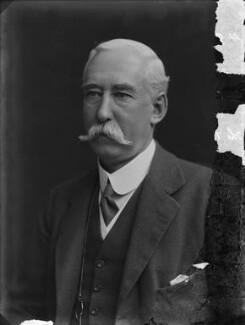 Sir William Joshua Goulding, by Bassano Ltd - NPG x105458