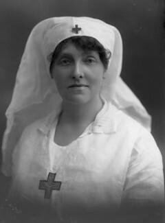 Ellen Lytcott (née Taylor), Lady Douglas, by Bassano Ltd - NPG x105471