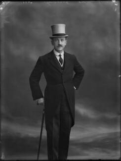 Richard Godolphin Walmesley Chaloner, 1st Baron Gisborough, by Bassano Ltd - NPG x105481