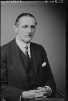 Sir (Arthur) Stanley Angwin, by Walter Stoneman, July 1943 - NPG x169081 - © National Portrait Gallery, London