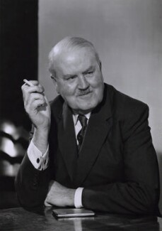 Sir James Fitzjames Duff, by Walter Bird - NPG x167284