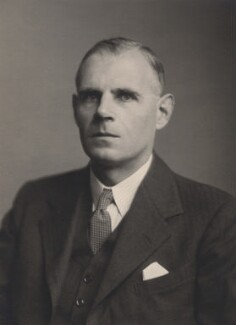 Sir Charles Robert Harington, by Walter Stoneman - NPG x169129