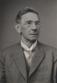 Sir George Clarke Simpson, by Walter Stoneman, July 1943 - NPG x169130 - © National Portrait Gallery, London