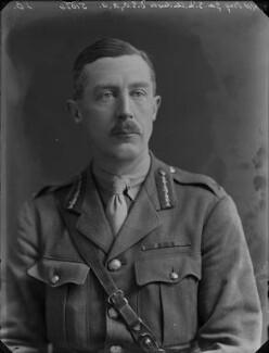 Stuart Milligan Anderson, by Bassano Ltd, 9 February 1918 - NPG x105603 - © National Portrait Gallery, London