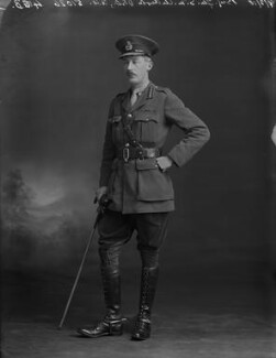 Stuart Milligan Anderson, by Bassano Ltd, 9 February 1918 - NPG x105605 - © National Portrait Gallery, London