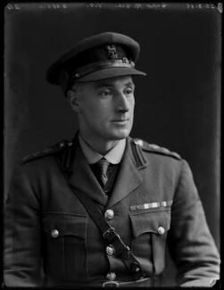 Robert Gee, by Bassano Ltd, 22 February 1918 - NPG x105622 - © National Portrait Gallery, London
