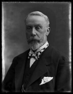 James William Lowther, 1st Viscount Ullswater, by Bassano Ltd, 16 October 1918 - NPG x158069 - © National Portrait Gallery, London