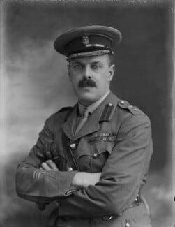 Sir John Norton-Griffiths, 1st Bt, by Bassano Ltd - NPG x158075