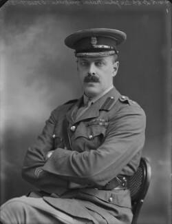 Sir John Norton-Griffiths, 1st Bt, by Bassano Ltd - NPG x158076