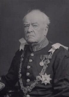 Andrew Graham Murray, 1st Viscount Dunedin, by Walter Stoneman - NPG x167310