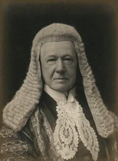 Charles Swinfen Eady, 1st Baron Swinfen, by Walter Stoneman - NPG x167331