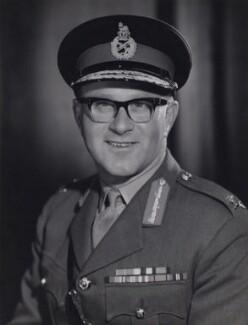 Sir David Boswell Egerton, 16th Bt, by Walter Bird - NPG x167362