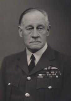 Sir Edward Leonard Ellington, by Walter Stoneman - NPG x167375
