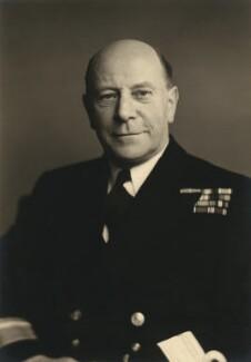 Sir Maurice Herbert Elliott, by Walter Stoneman - NPG x167379